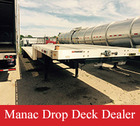 Manac Drop Deck Dealer